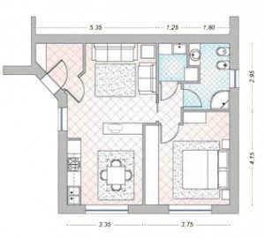 Planimetria casa o appartamento