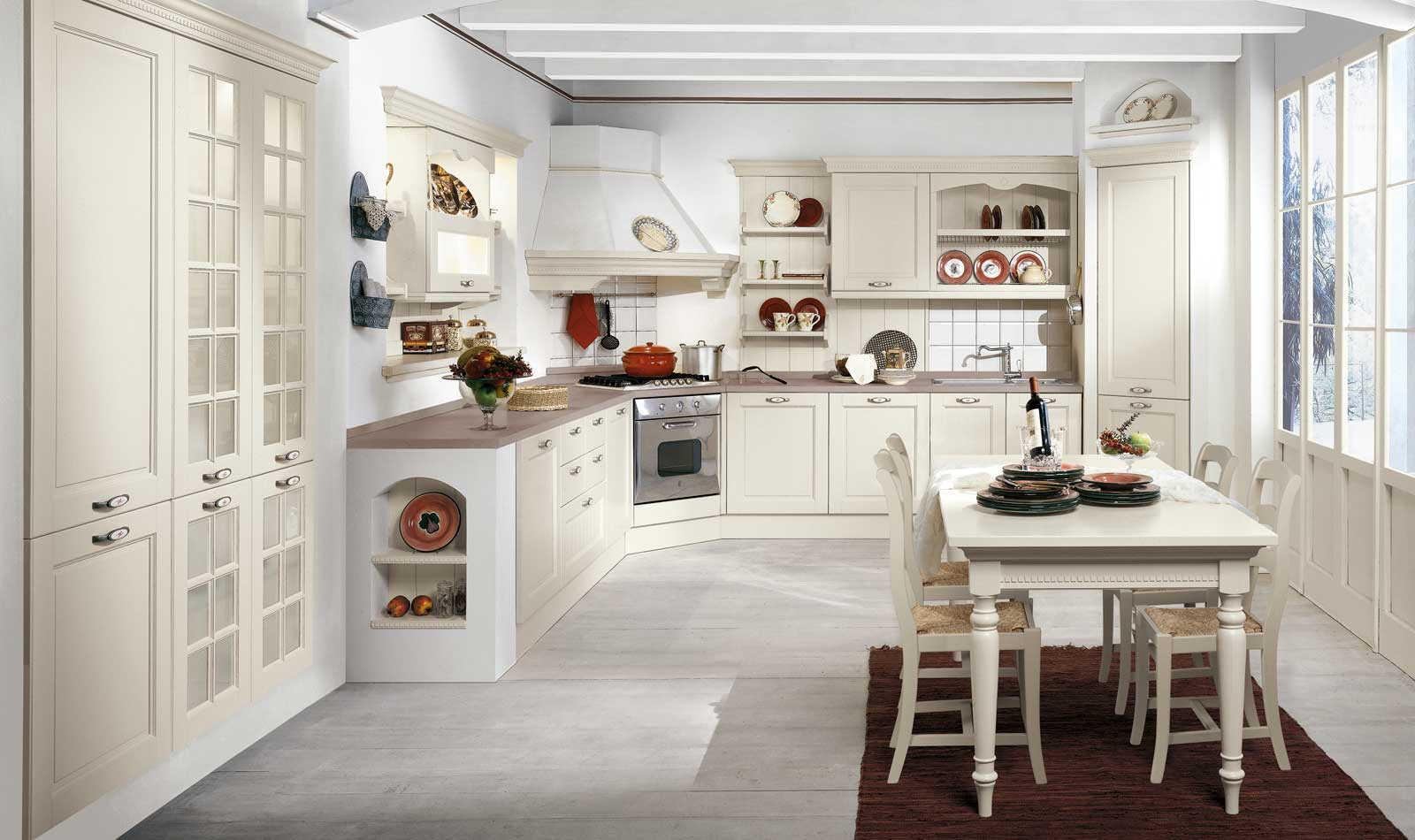 Cucina classica Virginia