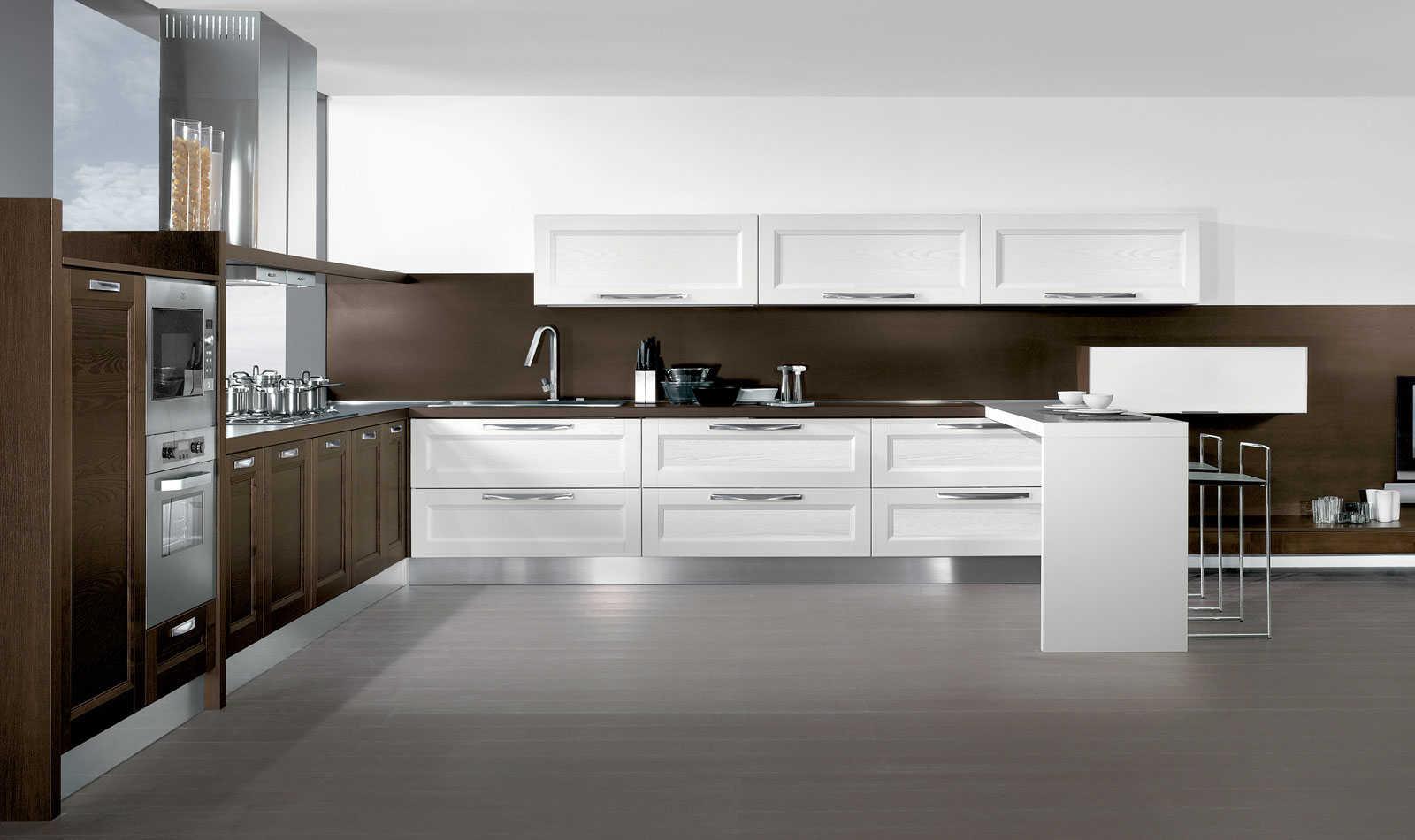 Cucina moderna giò composizione 1