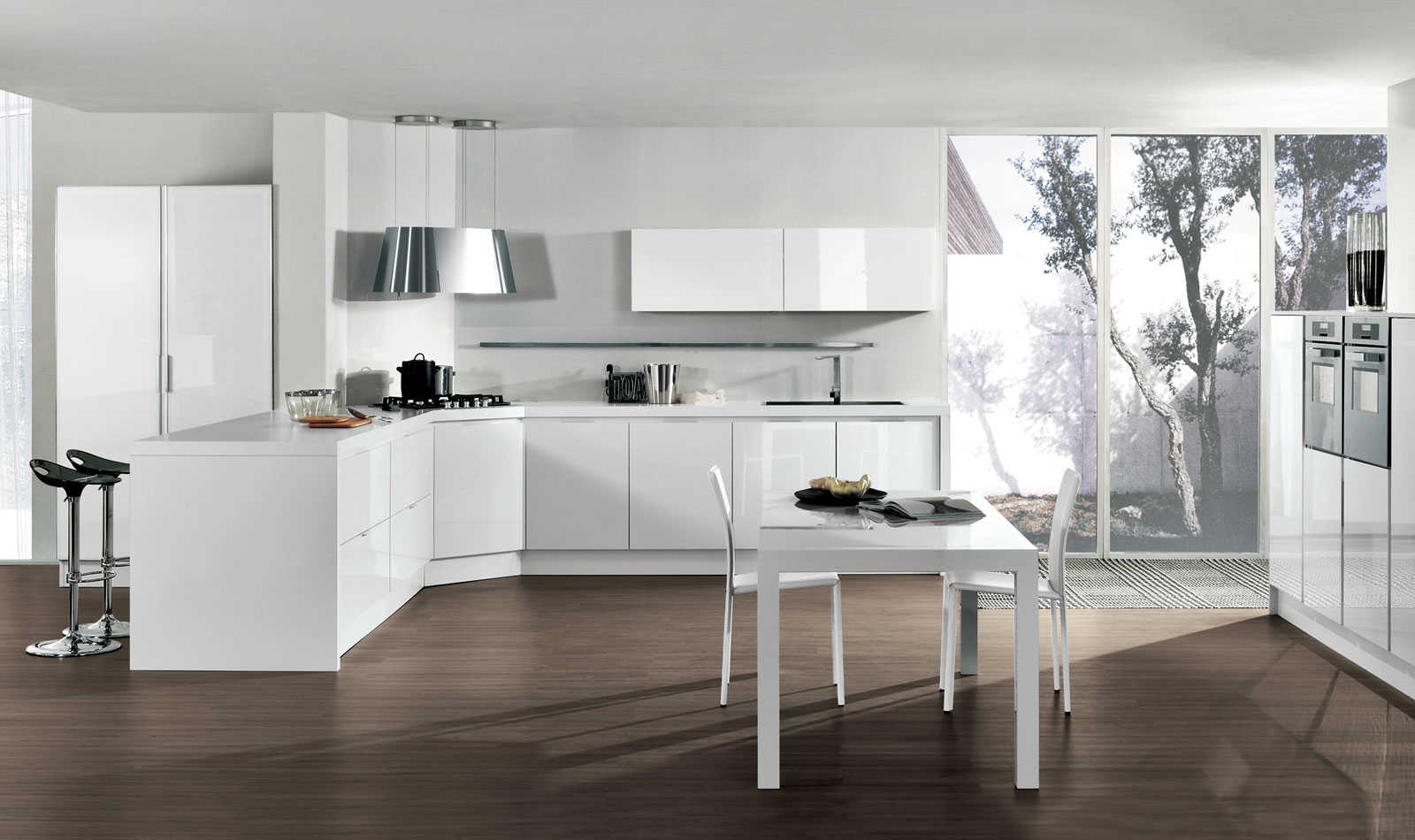 Cucina moderna Linea
