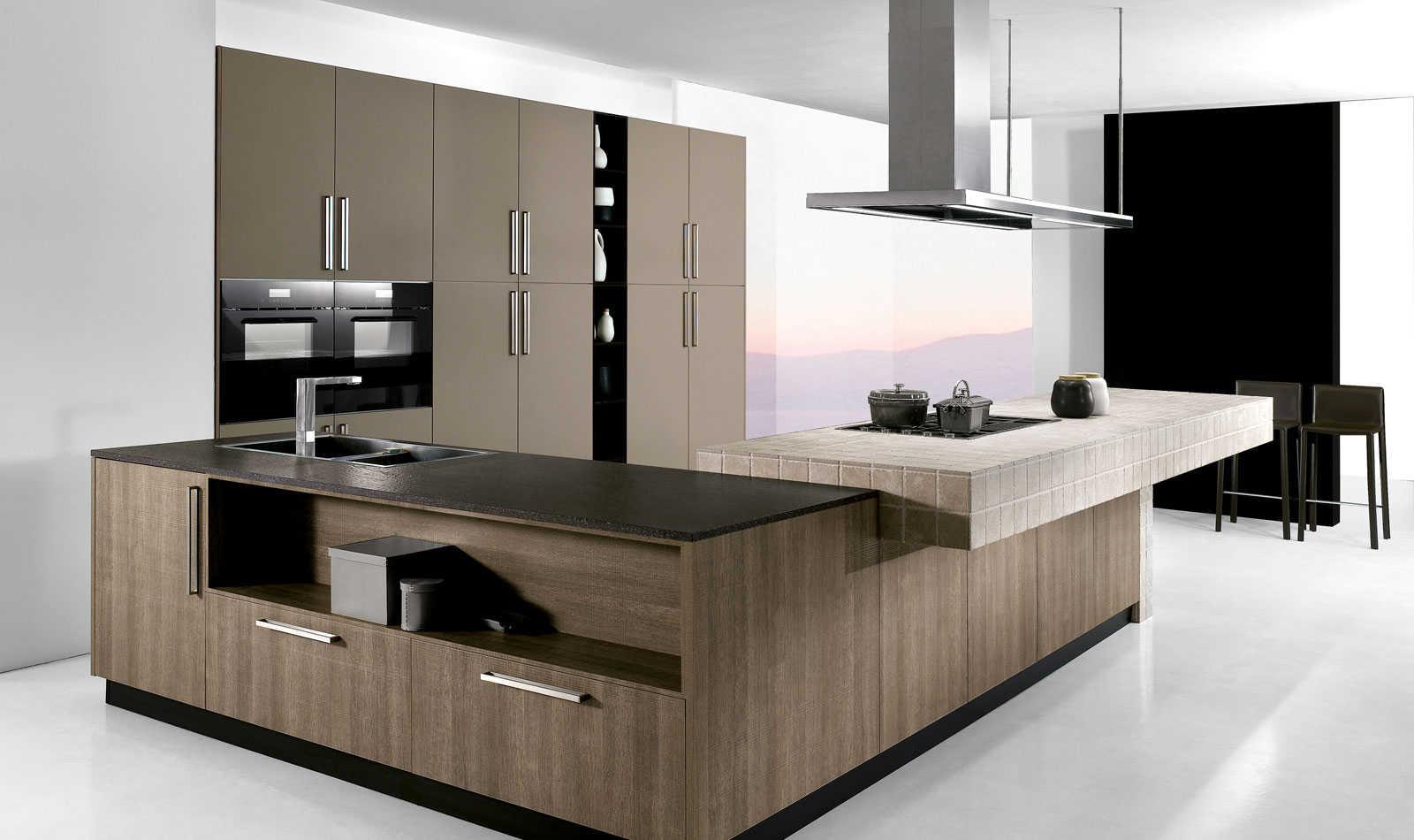 Cucina moderna Petra