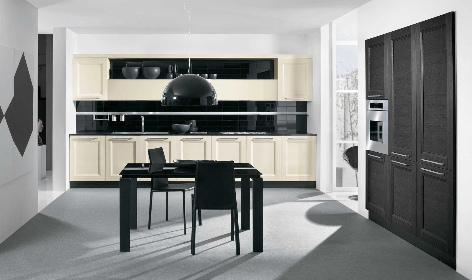 Giove, cucina moderna - negozio arredamento Treviso