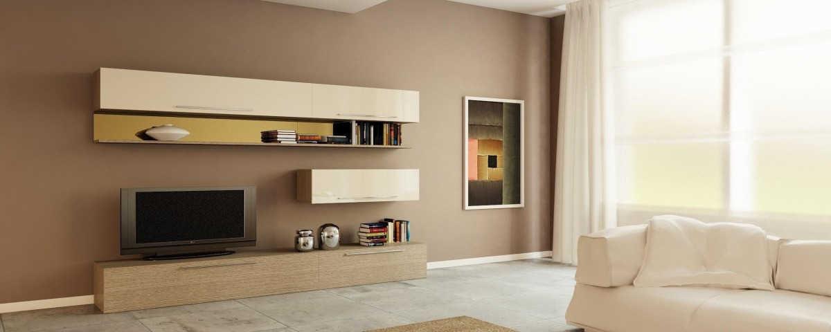Progettare il soggiorno - negozio arredamento Venezia