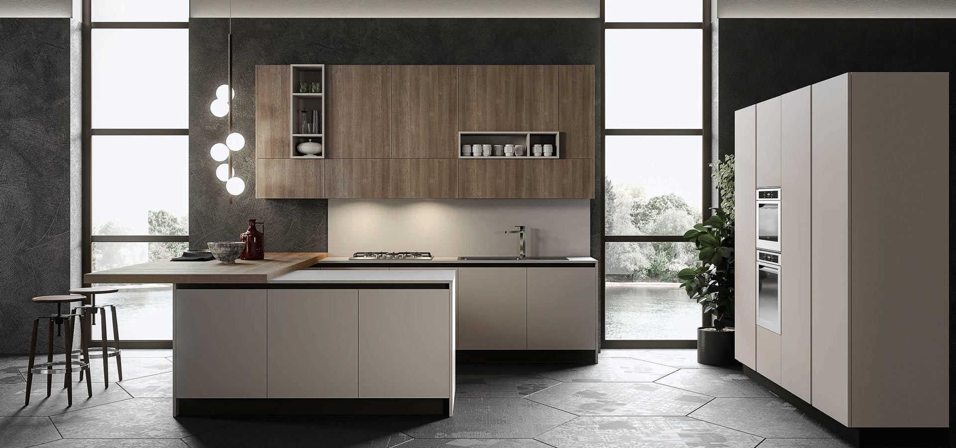 Cucine classiche moderne e in legno negozio arredamento for Arredamenti a sora