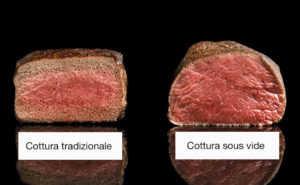 Forno Steam Pro carne