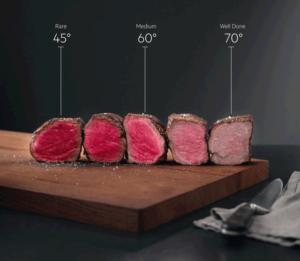 Forno SteamPro cottura carne