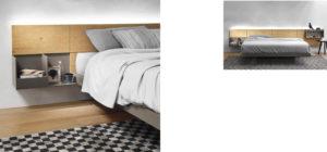 Camera da letto Ecletto