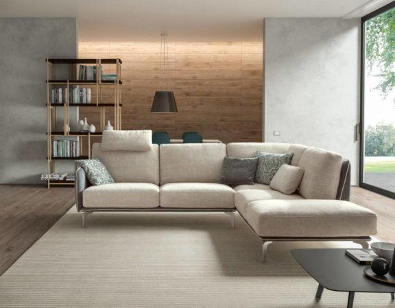 Collezione divani living minimal